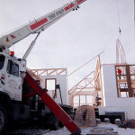 Hoisting Acreage Trusses