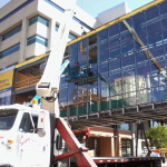 Hoisting Glass-Bow Valley Square