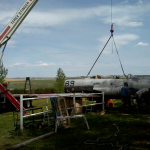 Restoring WW 11 Plane