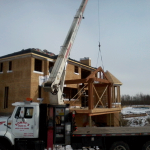 Timber Frame Work